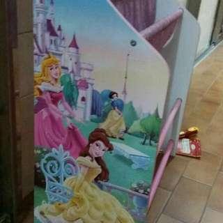 公主玩具架(可餅卡交換)