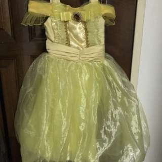 Princess Belle gown