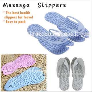 Massage Slippers/bathroom foldable slimming slipper/shoes/sandals/massager