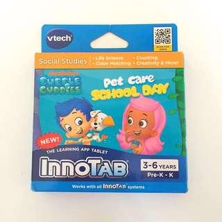 VTech InnoTab Software: Bubble Guppies