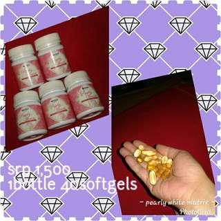 Pearly White Gluta Collagen