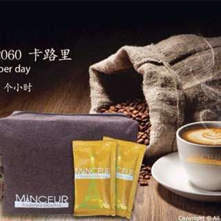 MINCEUR Roasted Mocha, The Best Slimming Coffee In Town