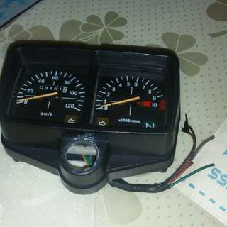 Honda cg 125 meter without ignition...