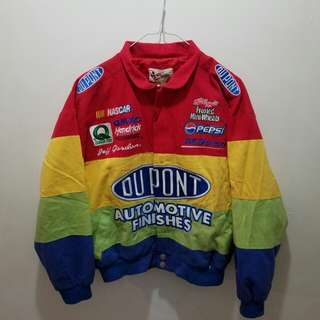 Vintage Jeff Gordon Racing Jacket