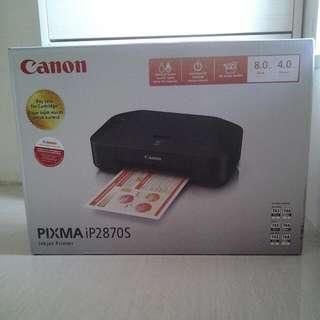 Canon Pixma ip2870s