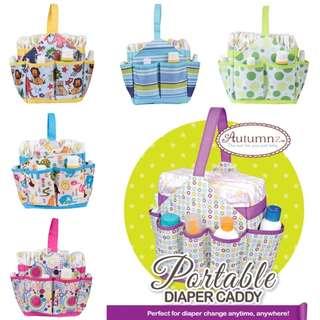 Autumnz Portable Diaper Caddy