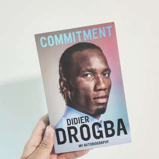 Didier Drogba Commitment