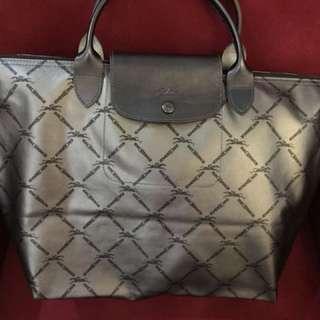 Longchamp Short Handle Medium Bag
