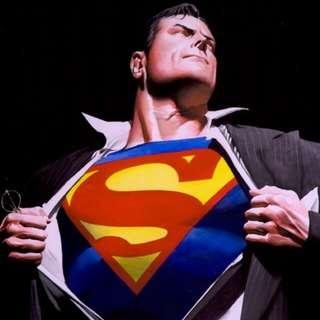 Superman Artwork 1