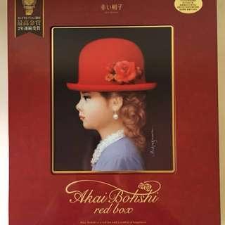 🚚 紅帽紅盒16種餅乾