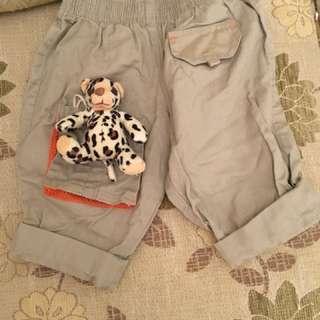 Safari trousers