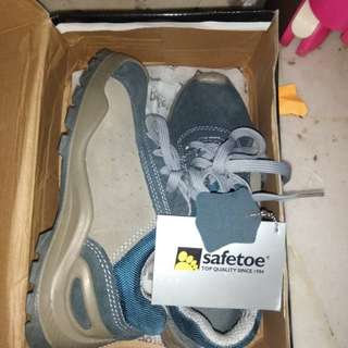 Men safety working shoes