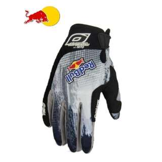 ★READY STOCK ★REDBULL HIGH QUALITY MOTORCYCLE GLOVES ★NEW ARRIVALS ONEAL ★E-SCOOTER GLOVES ★BLACK GREY ★ NEW ARRIVALS ★ MOUNTAIN CYCLING ★