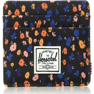 3款 Herschel wallet 銀包 卡片套 包