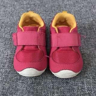 Stride Rite (UK 4 US 5) Pink Baby Sneakers