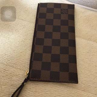 LV Ebene Coin Purse