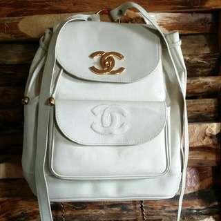 Chanel Bag Pack