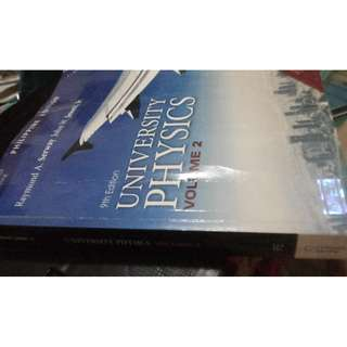 University Physics Volume 2 For Sale