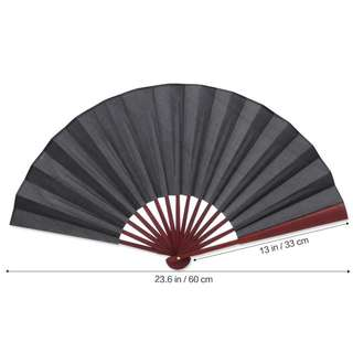 Chinese Style Bamboo Hand fan pre order item