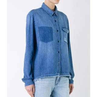 Nobody denim shirt