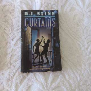 R.L. Stine Curtains