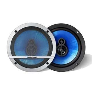 Blaupunkt Blue Magic TL 160 Sound/ 3 Way Triaxial System (159mm)