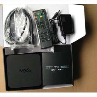 🔥 🔥 CNY SALES - MXQ 4k TV box + 8GB