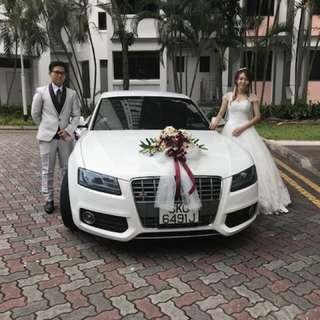 Promotion Wedding Car 2018