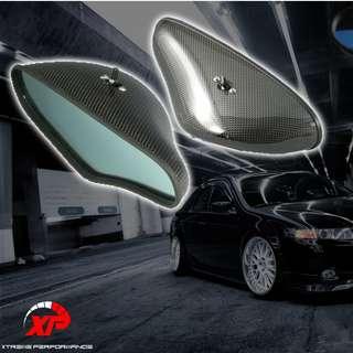 Monaco Zoom Mirror Rear Mirror Carbon Ganador