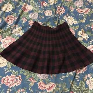 Rok Newlook / Tennis skirt Newlook / Skirt newlook / rok tartan / rok mini / flare skirt