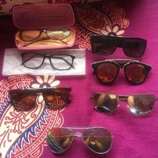 Kacamata fashion dan minus