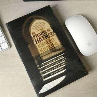 In Praise of Hatred - Khalid Khalifa (Brand New)