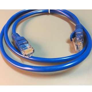 藍色lan線 (1 米)