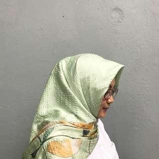 Hijab Murah Segiempat Terbaru