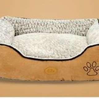 【樣品出清】美國ELITE 麂皮珊瑚絨可全拆式保暖窩(M號)