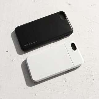 iPhone5/7/8 防撞保護卡片手機殼
