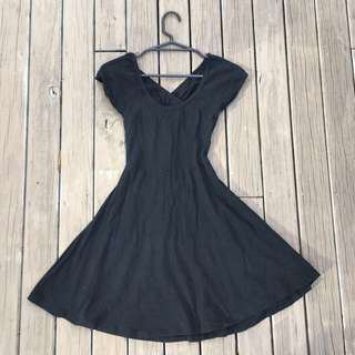 Brandy Melville Cut-Out Dress