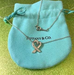 Tiffany 經典純銀 925 頸鏈