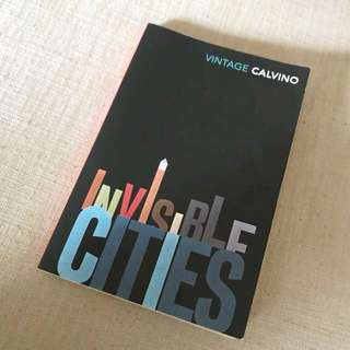 Invisible Cities - Vintage Calvino