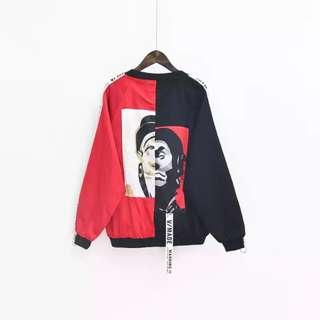Clown Bomber Jacket ( XXL )