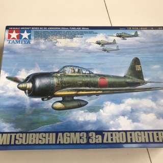 Tamiya 1:48 zeke zero fighter kit