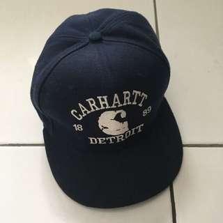 Carhartt snapback navy