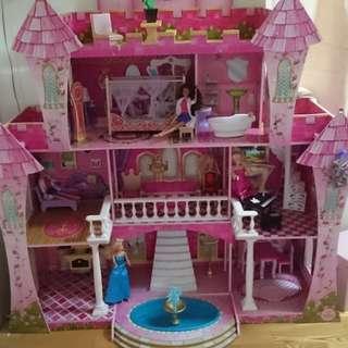 豪華娃娃屋