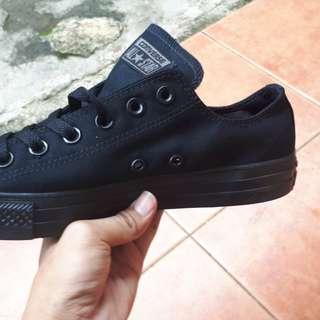 Converse all star classic mono black