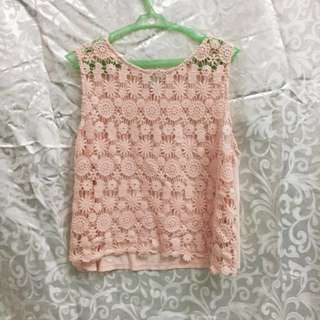 Cover Up Forever 21 Top