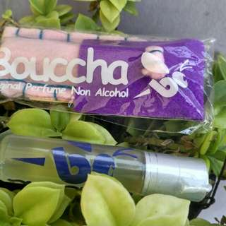 Bouccha original kids perfume non alcohol aroma Grapety Zone