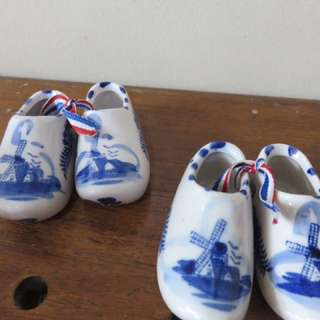 Netherlands Souvenir windmill shoes