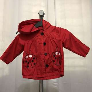 MOTHERCARE LADYBIRD SWEATER