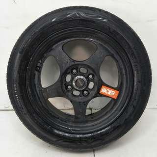 15 '' Sport Rim With Tyre 4x100 (SR861)