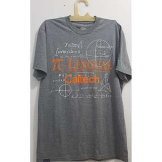 Man T-shirt from California Institute of Technology